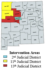 NM Intervention Areas